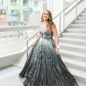 My prom dress!!!